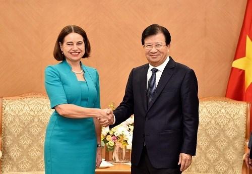 Promotion de la cooperation Vietnam – Australie hinh anh 1