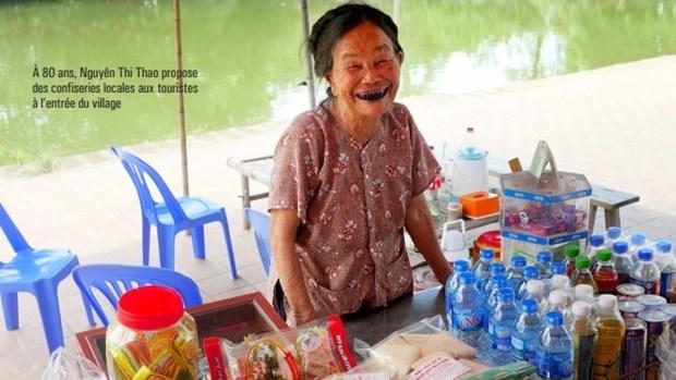 Les villageois de Duong Lam, de l'amour pour la terre natale a l'espoir de la conserver hinh anh 2