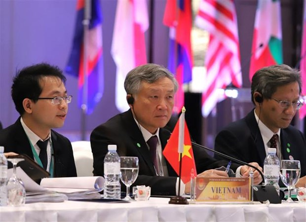 Le Vietnam participe a la 7e reunion du Conseil des juges en chef de l'ASEAN hinh anh 1