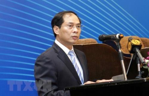 Le Vietnam a la reunion des ministres des Affaires etrangeres du G20 hinh anh 1