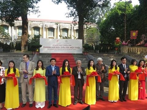 Archives : La citadelle de Hanoi, les empreintes du temps hinh anh 1