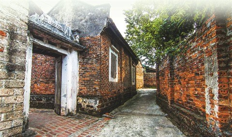 Duong Lam, un village de caractere en quete de valorisation hinh anh 1