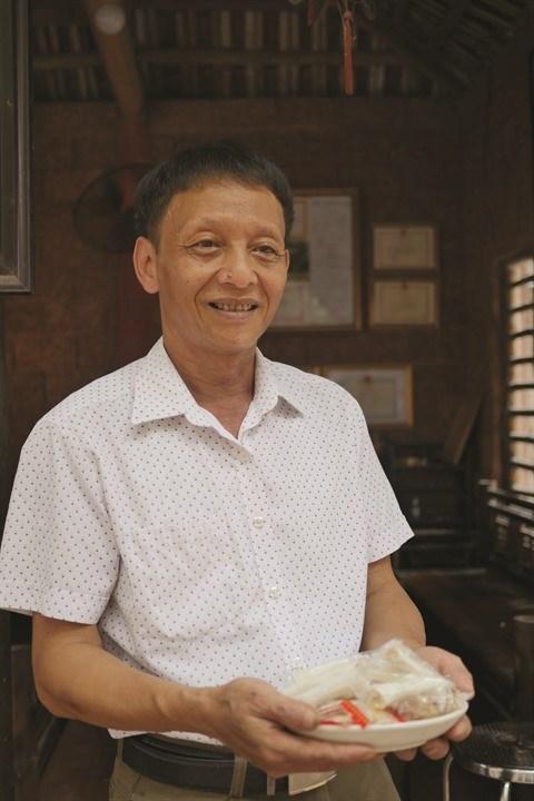 La double casquette des artisans de Duong Lam hinh anh 1
