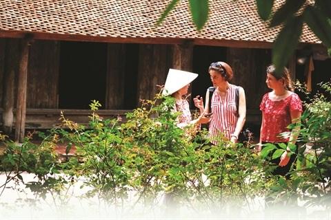 Duong Lam, un village de caractere en quete de valorisation hinh anh 2
