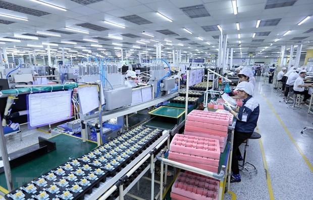 Le Vietnam et la R. de Coree ont convenu de promouvoir les relations economiques, commerciales et d'investissement hinh anh 1