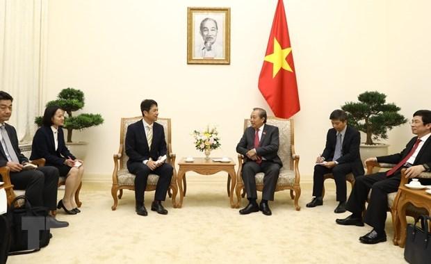 La prefecture d'Ibaraki invitee a promouvoir ses liens avec les localites vietnamiennes hinh anh 1