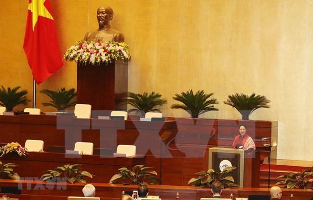 Conference sur le developpement des regions montagneuses et peuplees de minorites ethniques hinh anh 1
