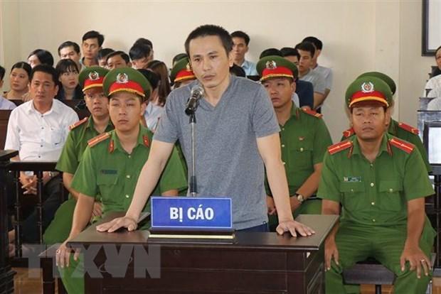 Bac Lieu: six ans de prison contre un opposant a l'Etat hinh anh 1