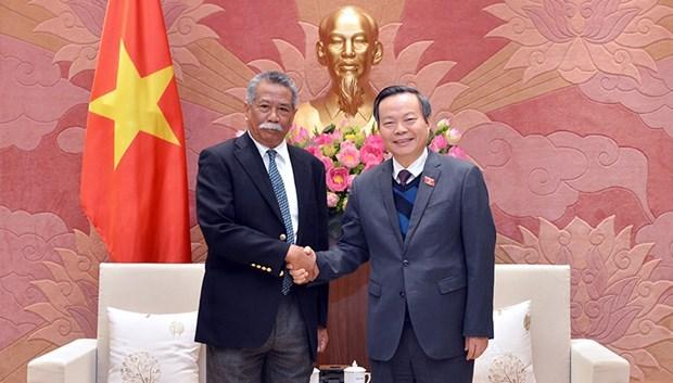 Le secretaire general de l'Organisation asiatique de Productivite au Vietnam hinh anh 1