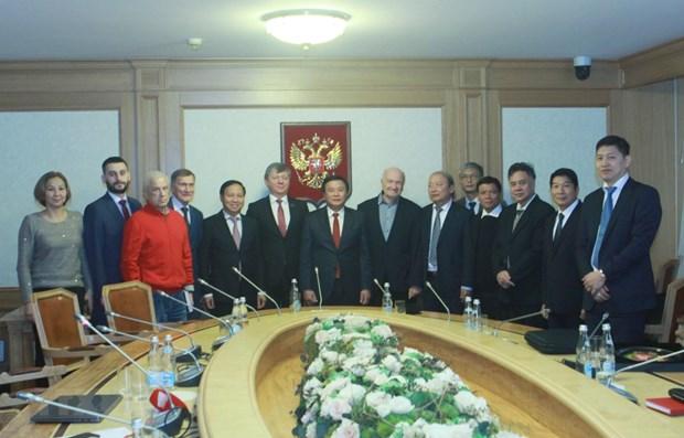 La cooperation PCV-KPRF contribue aux relations Vietnam-Russie hinh anh 1