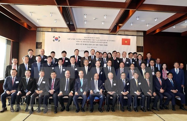 Le PM appelle les entreprises sud-coreennes a accroitre leurs investissements dans le tourisme hinh anh 1