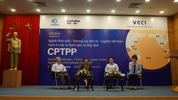 De nombreuses opportunites indirectes proviennent du CPTPP hinh anh 1