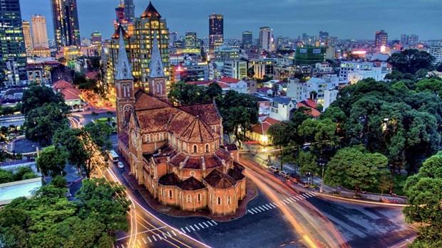 HCM-Ville s'efforce d'atteindre son objectif de 40 millions de touristes en 2019 hinh anh 1