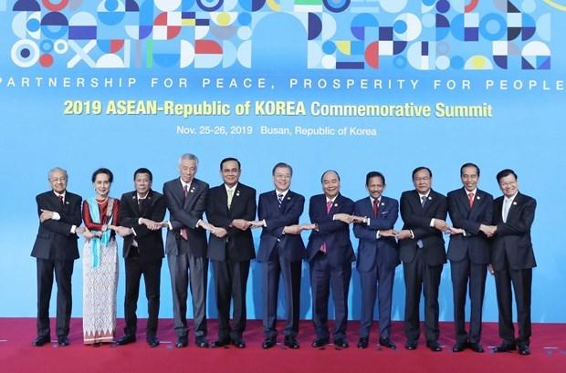 Le Vietnam poussera le partenariat strategique ASEAN-Republique de Coree hinh anh 2