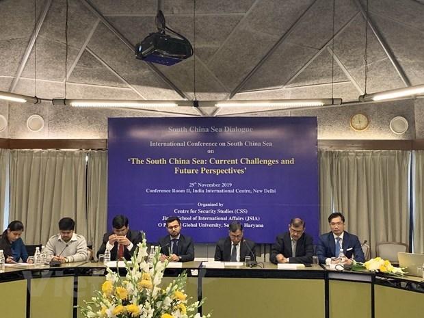 Mer Orientale : des experts appellent le respect du droit international hinh anh 1