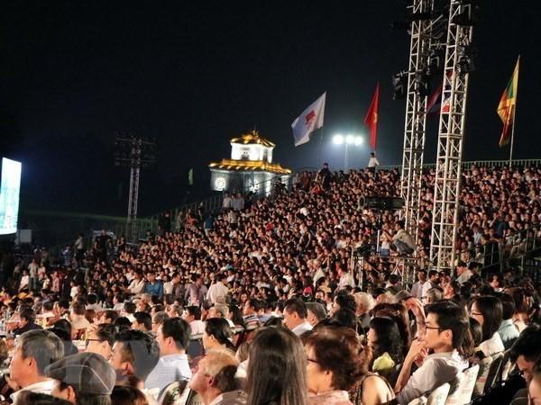 Plus de 21 milliards de dongs inscrits pour financer le Festival de Hue 2020 hinh anh 1
