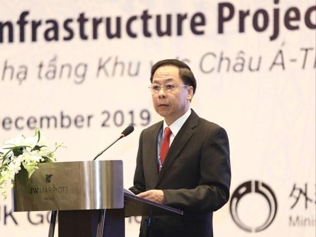 Renforcer la transparence des projets d'infrastructures hinh anh 1