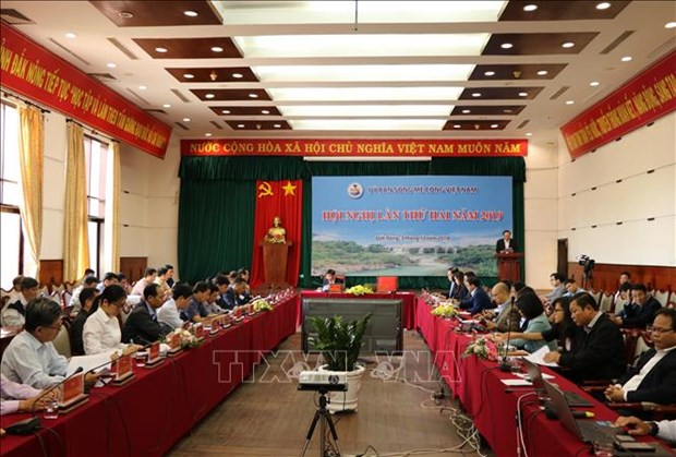 La Commission du fleuve du Mekong au Vietnam tient sa 2e reunion pleniere en 2019 hinh anh 1