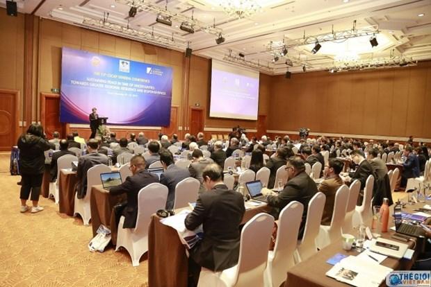 Le maintien de la paix au menu d'un colloque international a Hanoi hinh anh 1