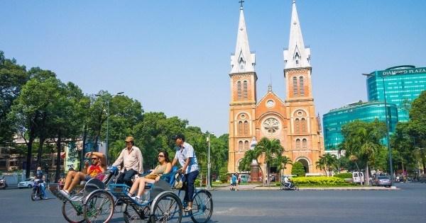Ho Chi Minh-Ville: plus de 7,7 millions de touristes internationaux depuis janvier hinh anh 1