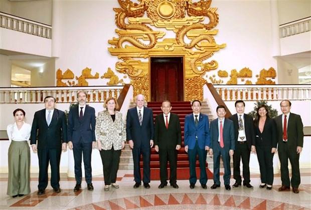 Le Vietnam et l'OCDE veulent renforcer leurs liens hinh anh 2