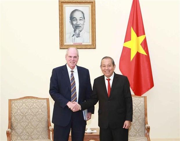 Le Vietnam et l'OCDE veulent renforcer leurs liens hinh anh 1