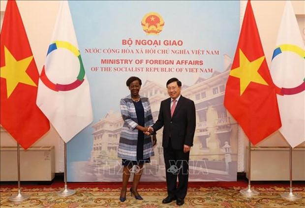 L'Organisation internationale de la Francophonie est partenaire important du Vietnam hinh anh 1