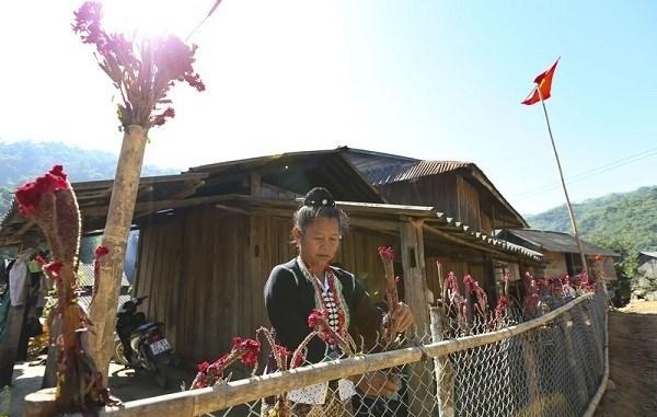 Activites du Village culturel et touristique des ethnies du Vietnam pour le Nouvel an 2020 hinh anh 1