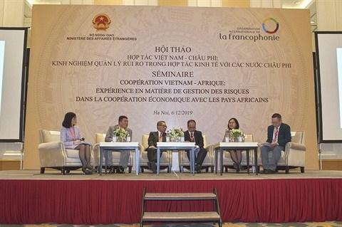 L'OIF voudrait intensifier les cooperations entre le Vietnam et l'Afrique hinh anh 4