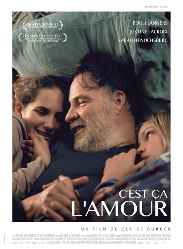 Cinema: l'amour avec un A majuscule… hinh anh 3