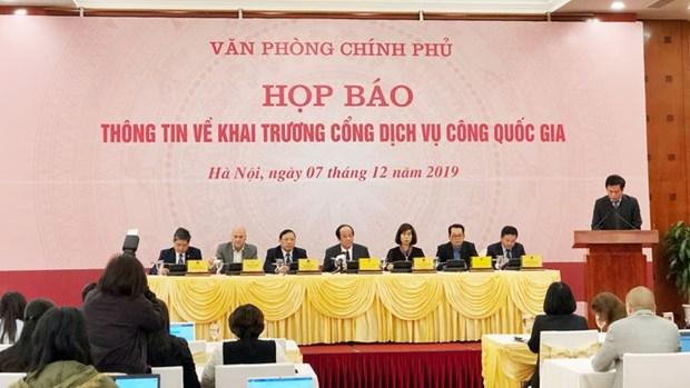 Le portail dichvucong.gov.vn permet d'economiser plus de 181 M de dollars hinh anh 1