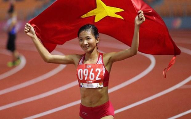 SEA Games 30 : le Vietnam remporte 17 medailles d'or lors du 10e jour de competition hinh anh 1