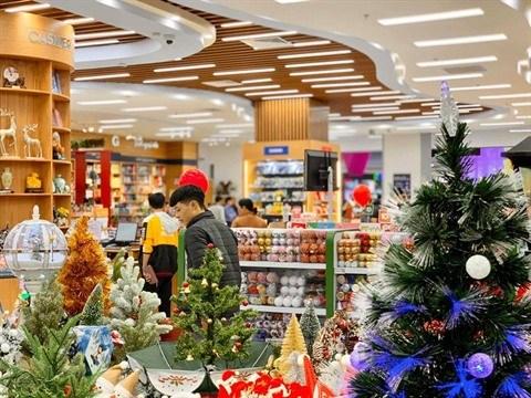 A la recherche des decorations de Noel hinh anh 1