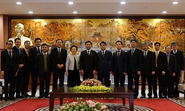 Hanoi s'engage a soutenir les investisseurs japonais hinh anh 1