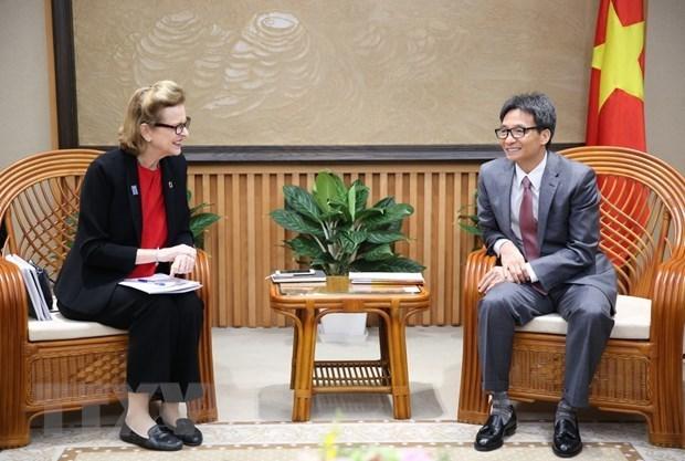 Le Vietnam resolu a realiser l'Agenda 2030 de developpement durable de l'ONU hinh anh 1
