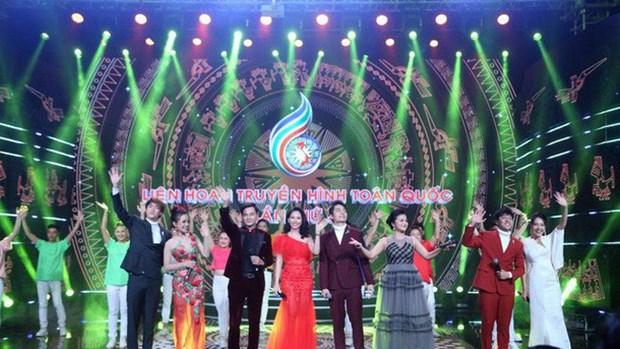 Ouverture du festival national de la television 2019 hinh anh 1
