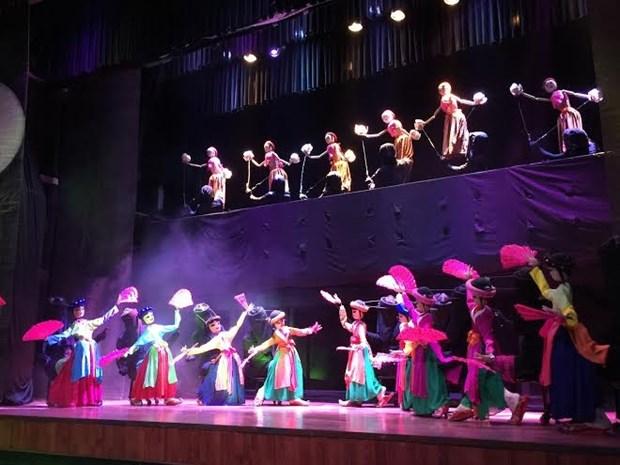 Festival de marionnettes: diverses activites attractives sont attendues pendant 3 jours a HCM-V hinh anh 1
