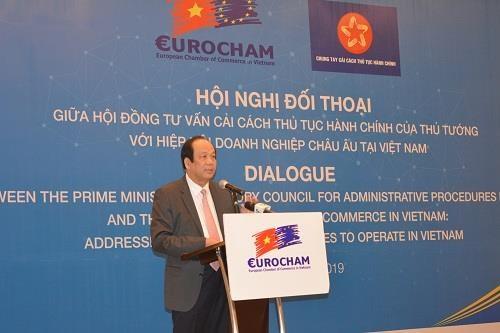 Le Vietnam s'engage a renforcer davantage la reforme administrative hinh anh 1