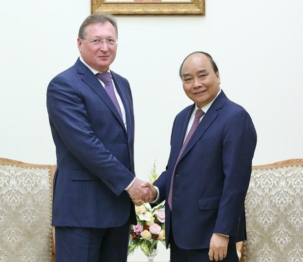 Le Vietnam accorde la priorite aux projets de cooperation gazo-petroliere avec la Russie hinh anh 1