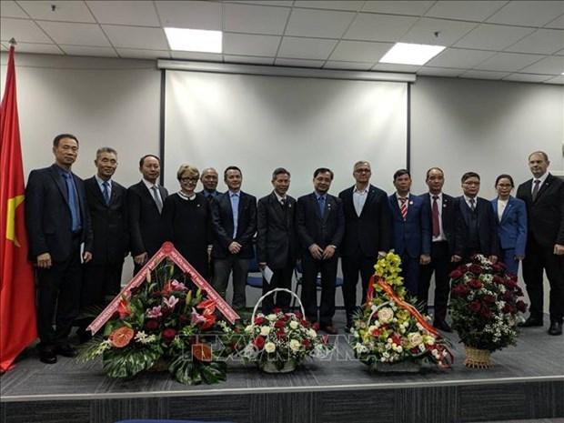 L'Association d'amitie Ukraine-Vietnam tient son 8e congres hinh anh 1