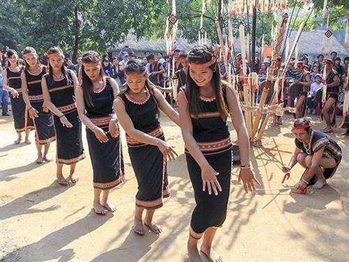 Xoang, la danse des Banars hinh anh 1