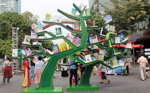 Une rue des livres animee pour le Tet 2020 hinh anh 1