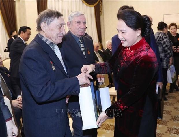 Le Vietnam reconnait pour toujours l'assistance bielorusse hinh anh 1