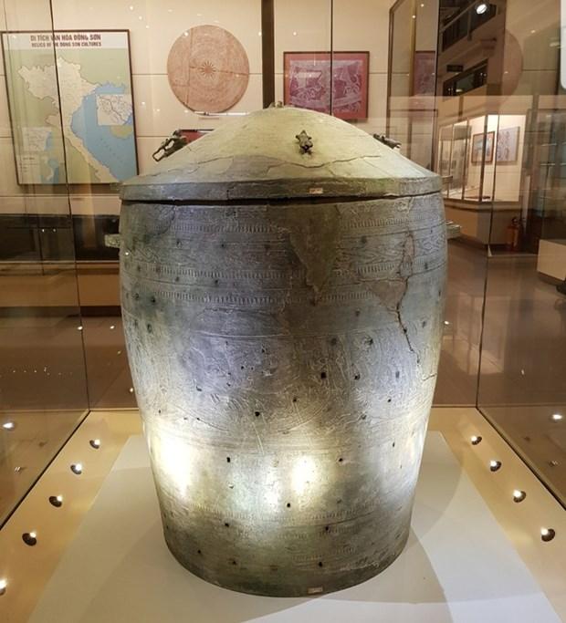 Sur les traces des rois fondateurs Hung a Hanoi hinh anh 2