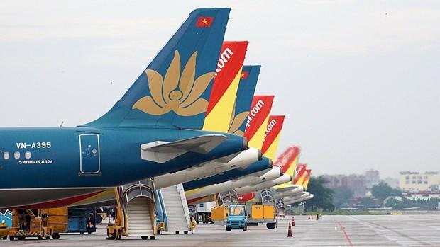 Le Vietnam aiguise l'appetit des compagnies aeriennes internationales hinh anh 1