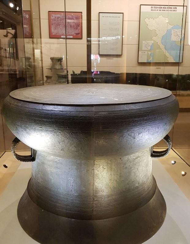 Sur les traces des rois fondateurs Hung a Hanoi hinh anh 1