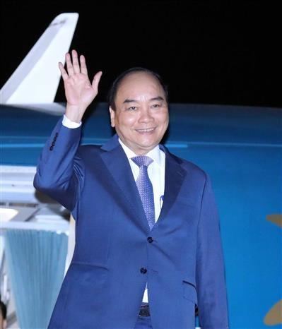Le Premier ministre part pour le Myanmar hinh anh 1