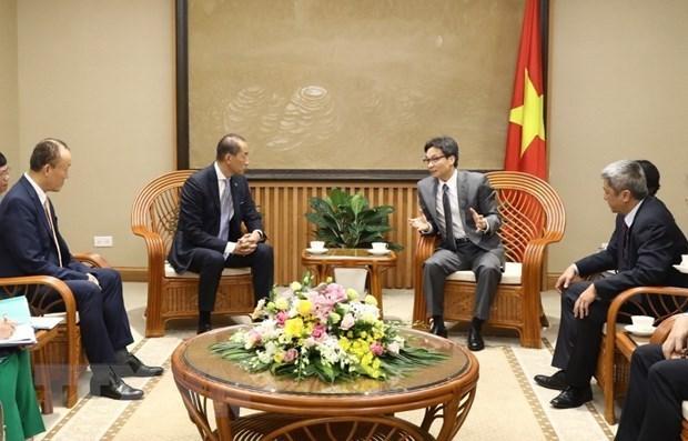 Le Vietnam veut le soutien de l'OMS pour un meilleur systeme de sante hinh anh 1