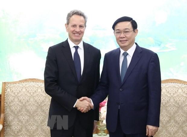 Le Vietnam promet d'ouvrir le secteur des services hinh anh 1