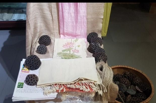 Valorisation du tissage de la soie hinh anh 2